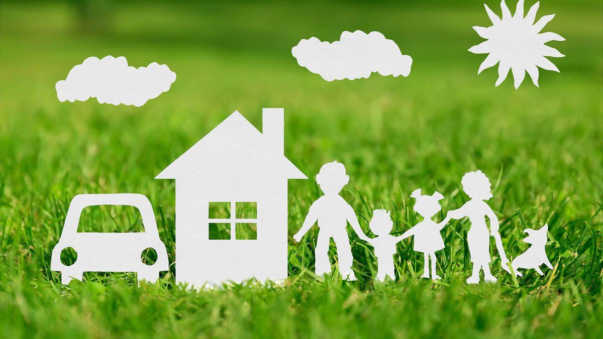 Cresce la domanda di case con giardino